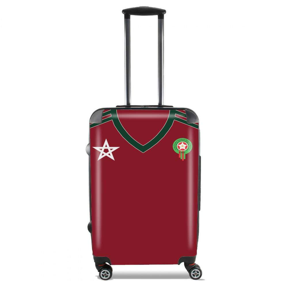Marocco Football Shirt for Lightweight Hand Luggage Bag - Cabin Baggage