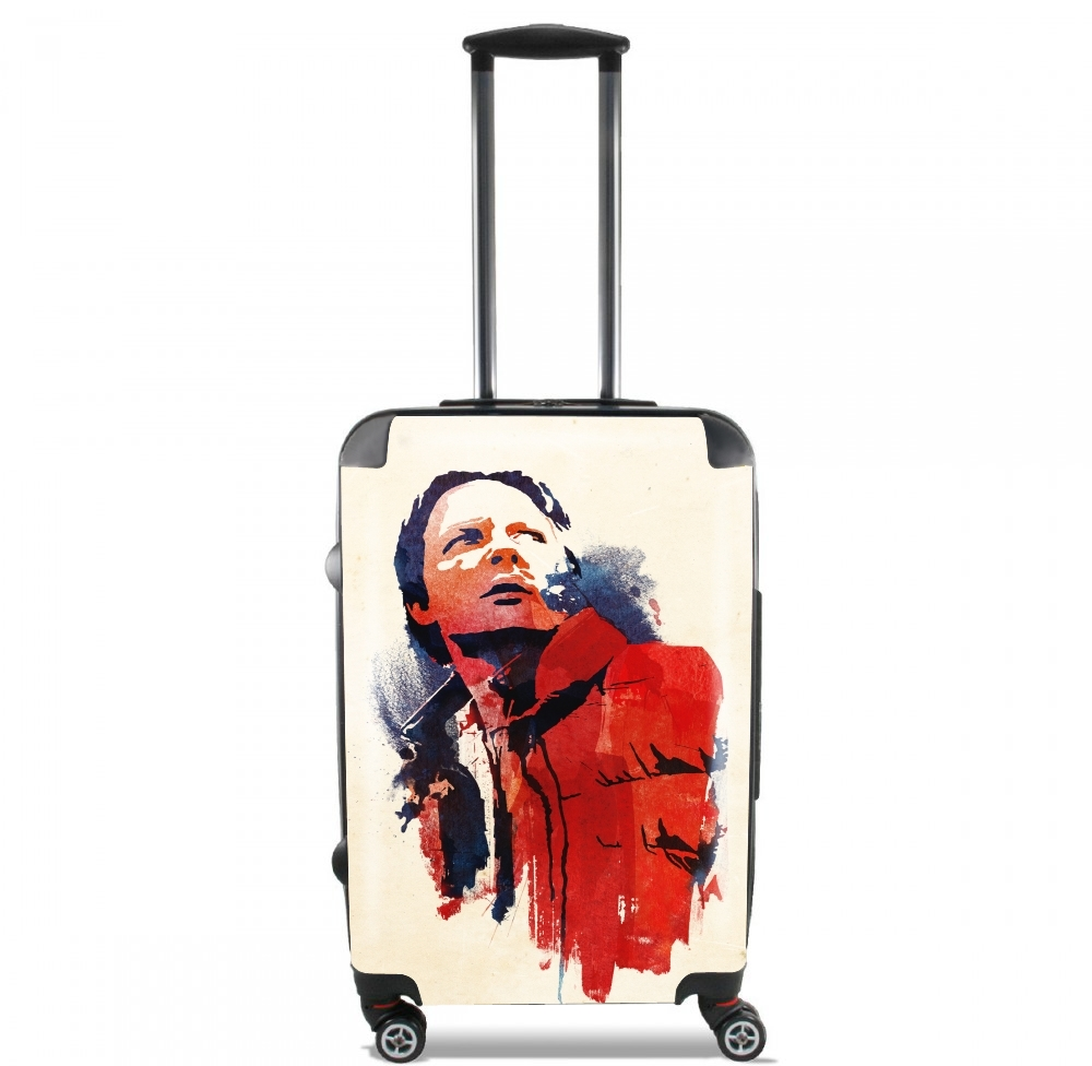 Marty Mcfly for Lightweight Hand Luggage Bag - Cabin Baggage
