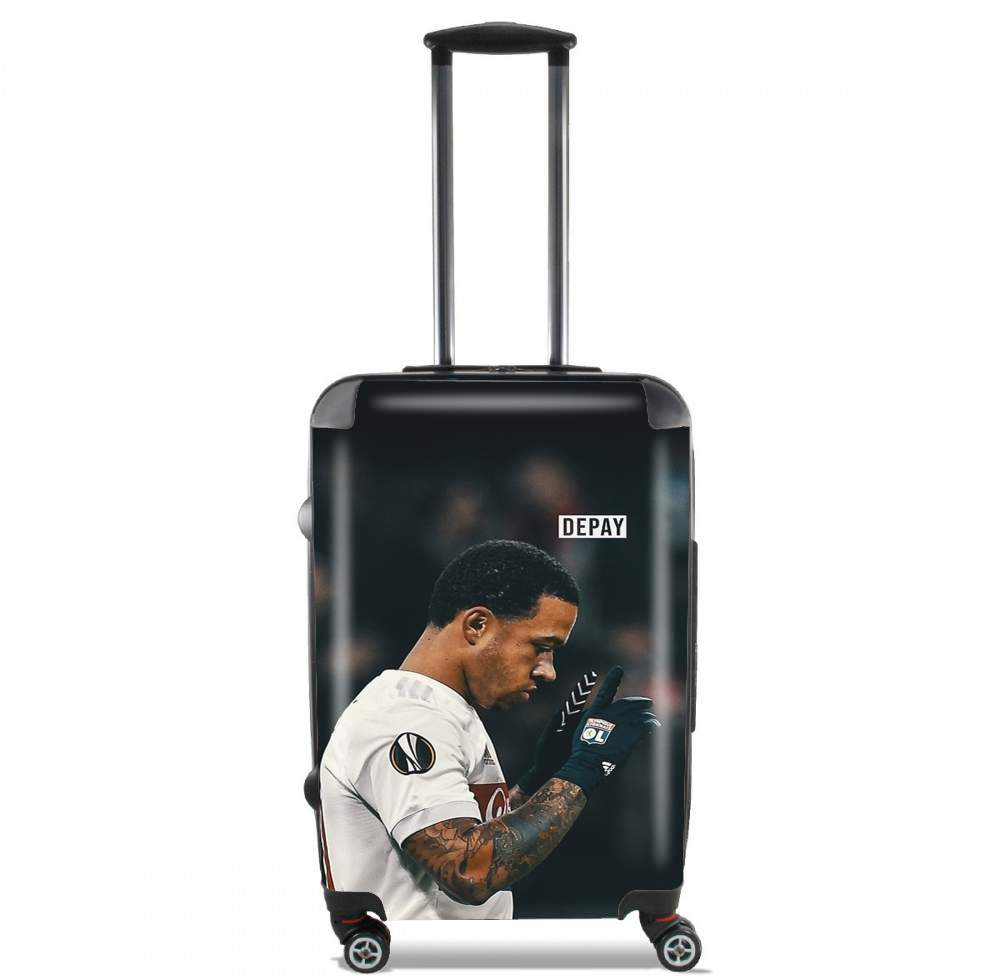 Memphis Depay for Lightweight Hand Luggage Bag - Cabin Baggage
