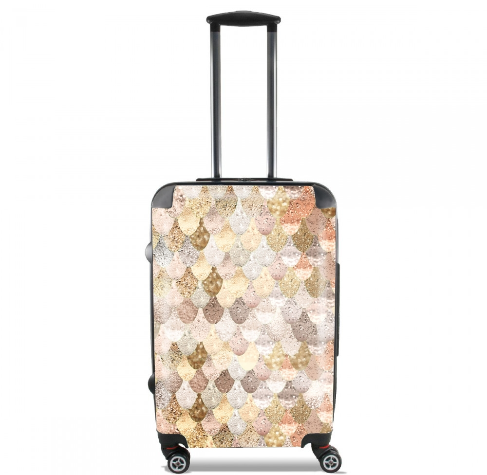 MERMAID GOLD for Lightweight Hand Luggage Bag - Cabin Baggage