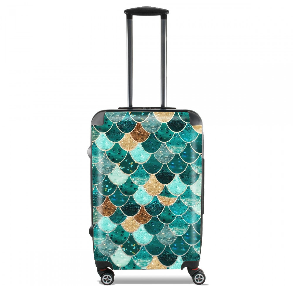 MERMAID for Lightweight Hand Luggage Bag - Cabin Baggage