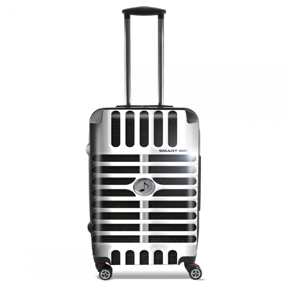 Microphone for Lightweight Hand Luggage Bag - Cabin Baggage