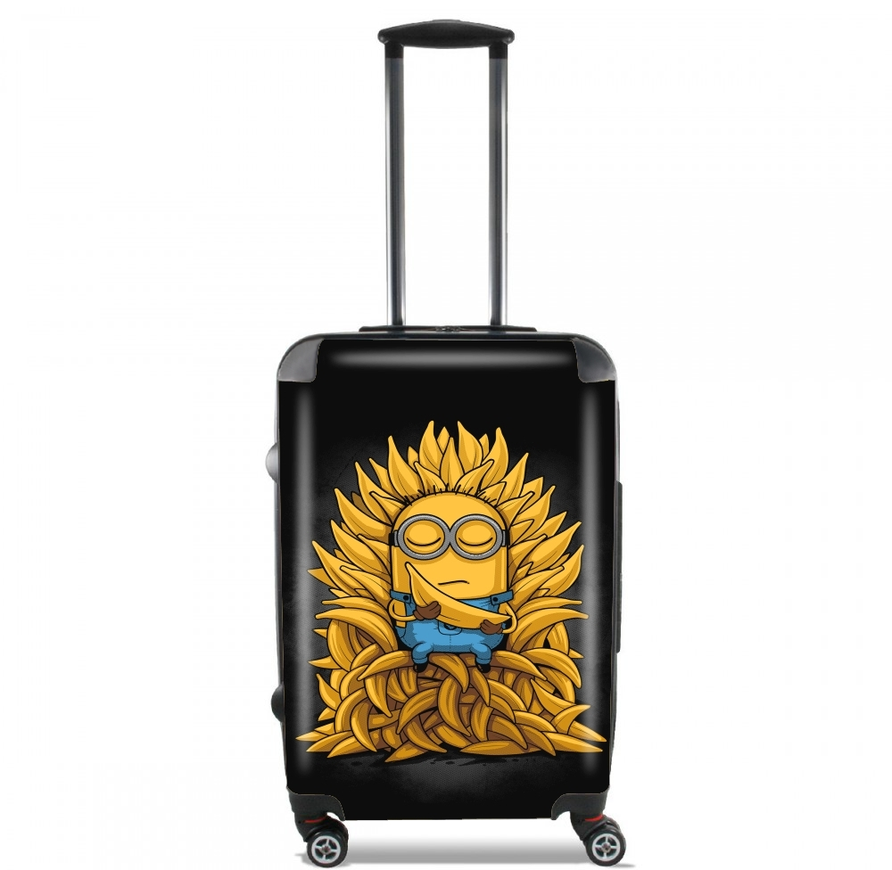Minion Throne for Lightweight Hand Luggage Bag - Cabin Baggage