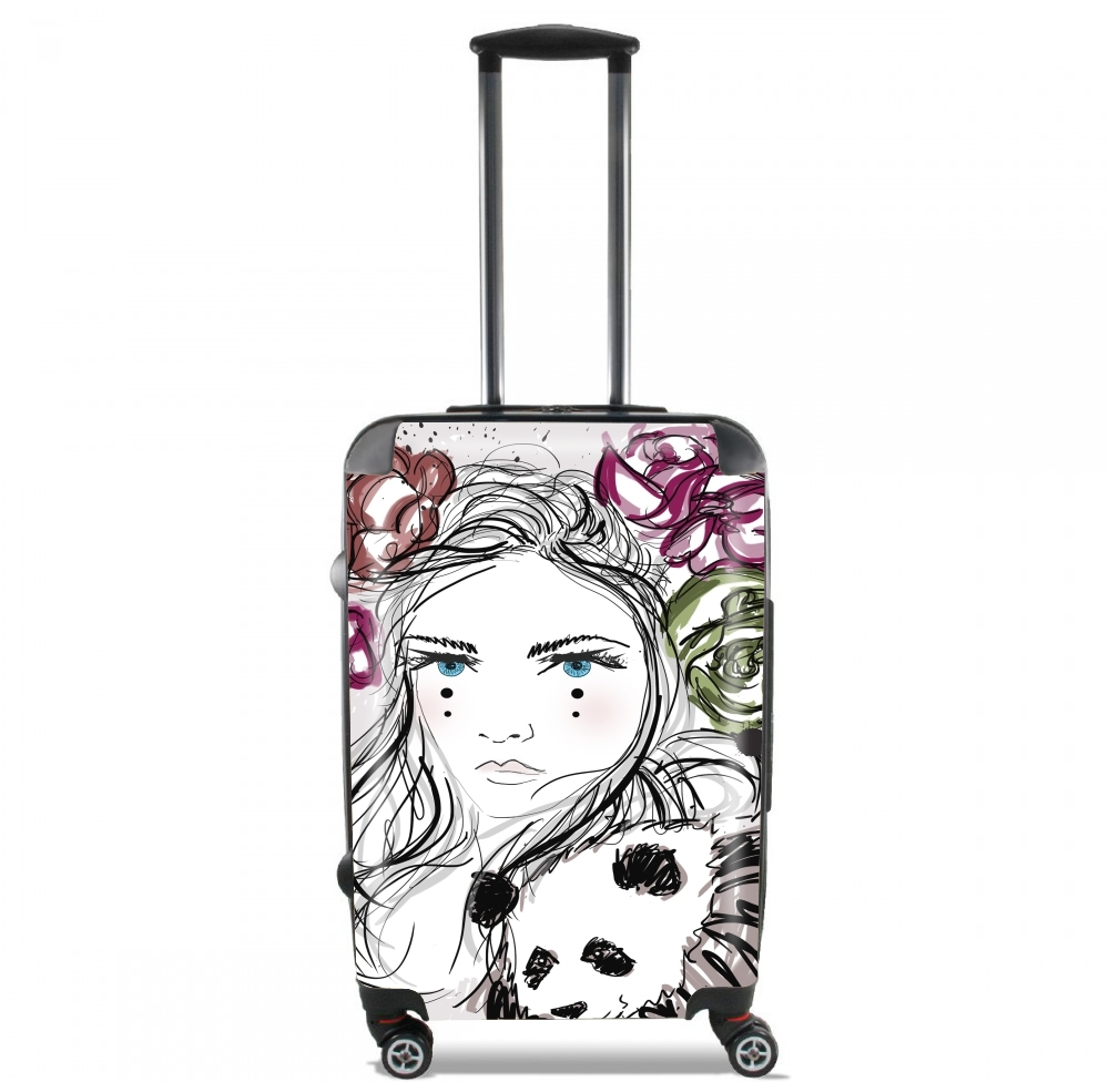 Miss Mime for Lightweight Hand Luggage Bag - Cabin Baggage