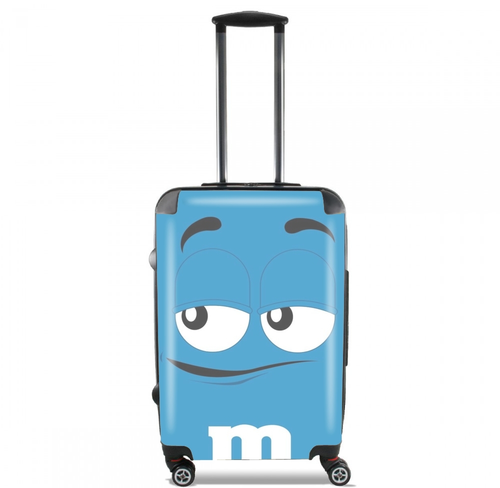 M&M's Blue for Lightweight Hand Luggage Bag - Cabin Baggage