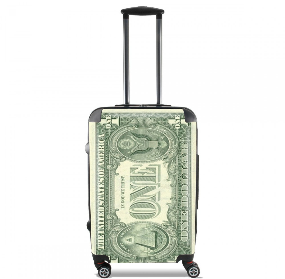 Money One Dollar for Lightweight Hand Luggage Bag - Cabin Baggage