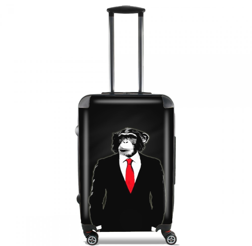 Monkey Domesticated for Lightweight Hand Luggage Bag - Cabin Baggage