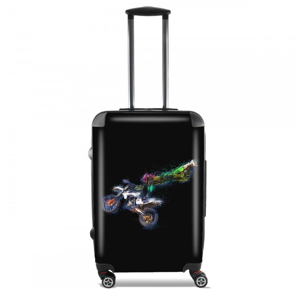 Motorcross Bike Sport for Lightweight Hand Luggage Bag - Cabin Baggage