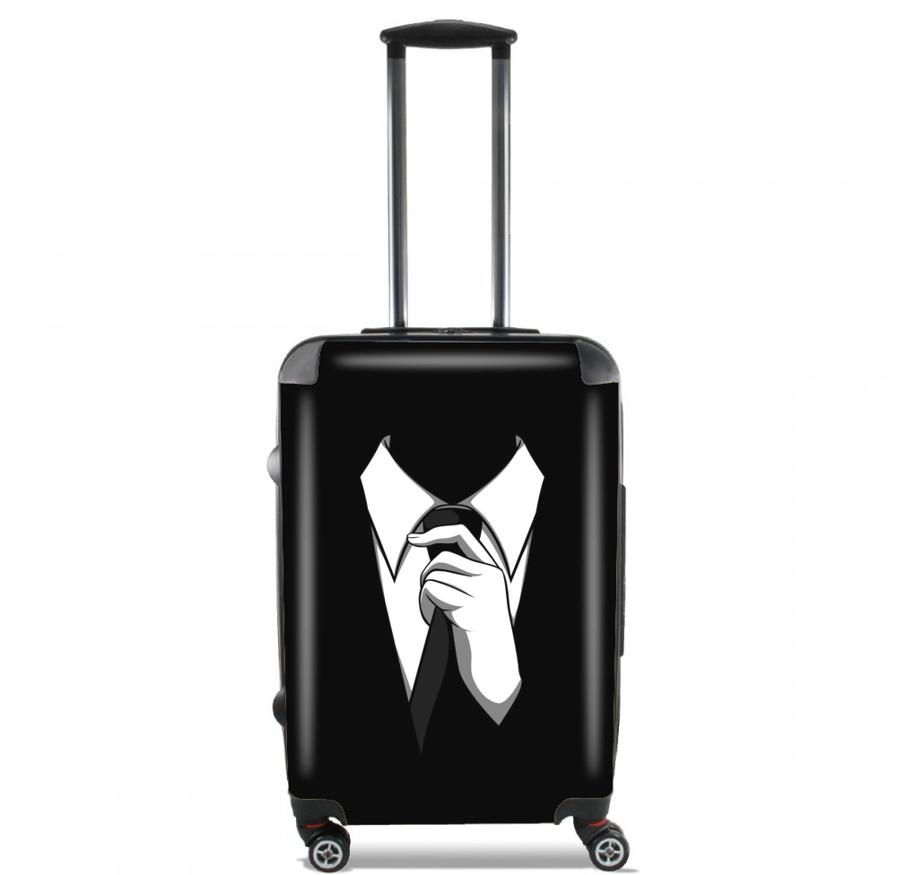 Mr Black for Lightweight Hand Luggage Bag - Cabin Baggage