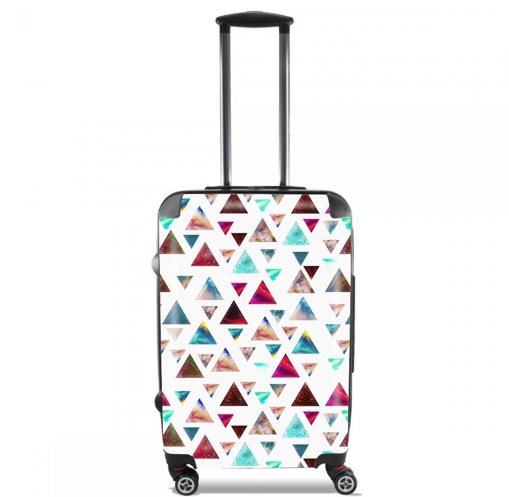 Multicolor Trianspace  for Lightweight Hand Luggage Bag - Cabin Baggage