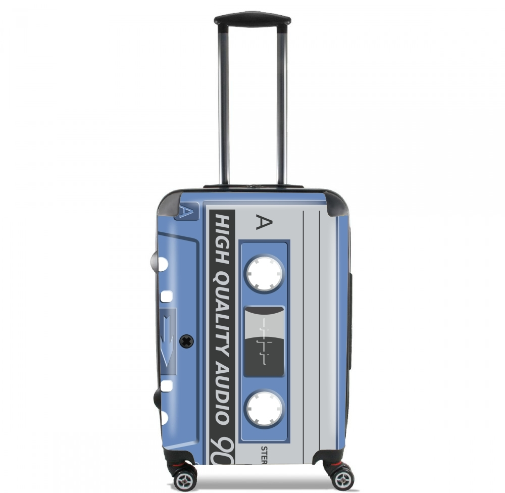 Music Tape for Lightweight Hand Luggage Bag - Cabin Baggage