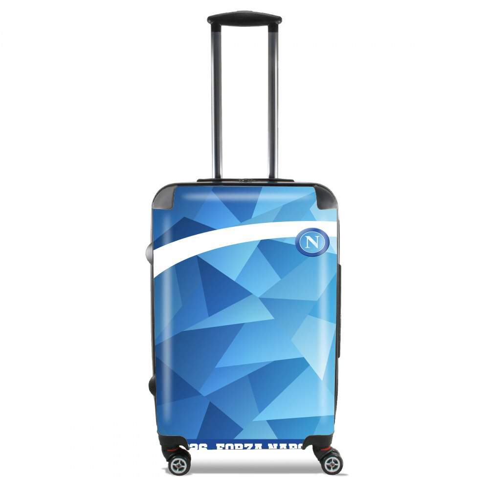 Napoli Football Home for Lightweight Hand Luggage Bag - Cabin Baggage