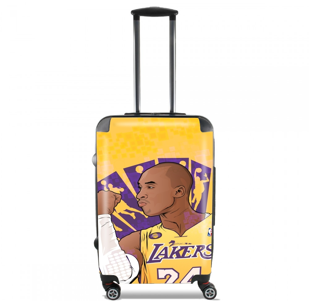 NBA Legends: Kobe Bryant for Lightweight Hand Luggage Bag - Cabin Baggage