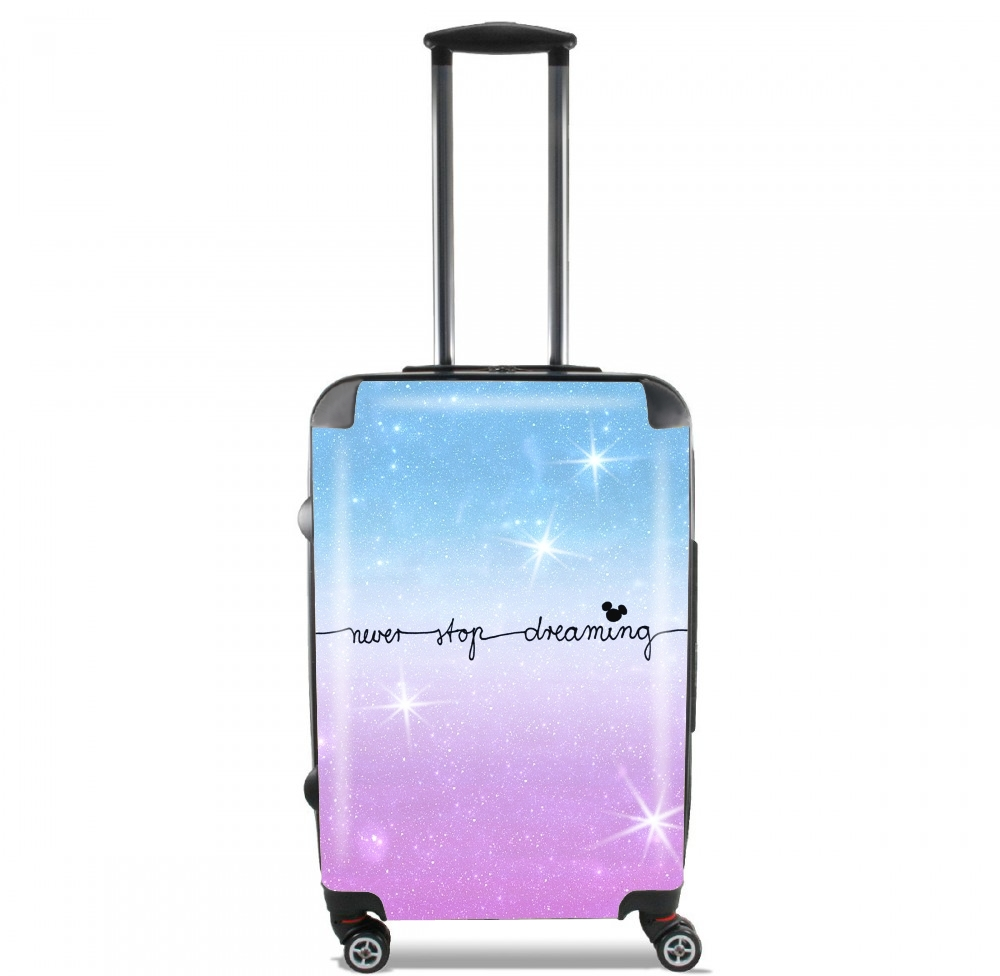 Never Stop dreaming for Lightweight Hand Luggage Bag - Cabin Baggage