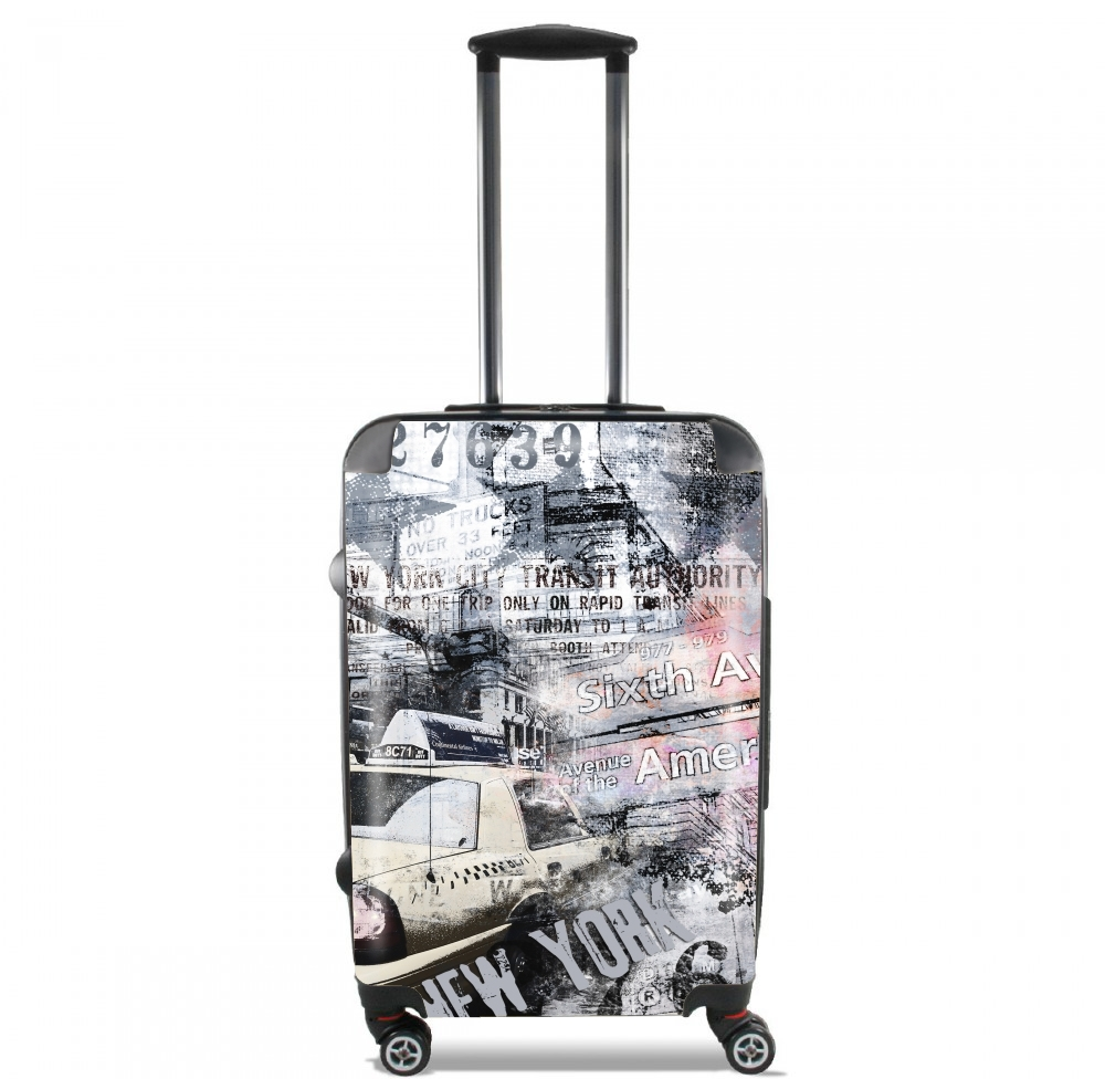 New York 2 for Lightweight Hand Luggage Bag - Cabin Baggage