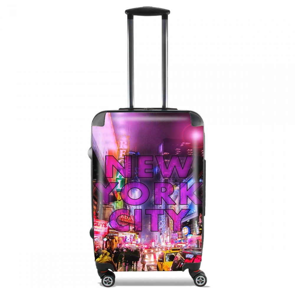 New York City - Broadway Color for Lightweight Hand Luggage Bag - Cabin Baggage