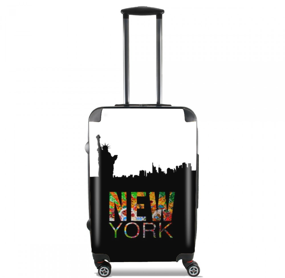 New York for Lightweight Hand Luggage Bag - Cabin Baggage