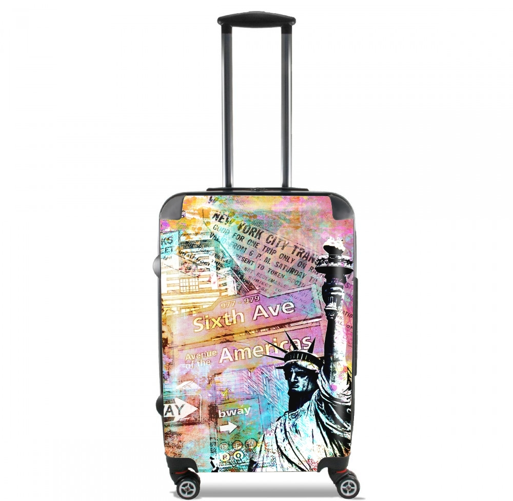 New York Liberty for Lightweight Hand Luggage Bag - Cabin Baggage