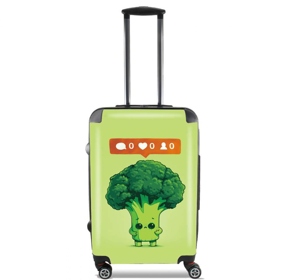 Nobody Loves Me - Vegetables is good for Lightweight Hand Luggage Bag - Cabin Baggage