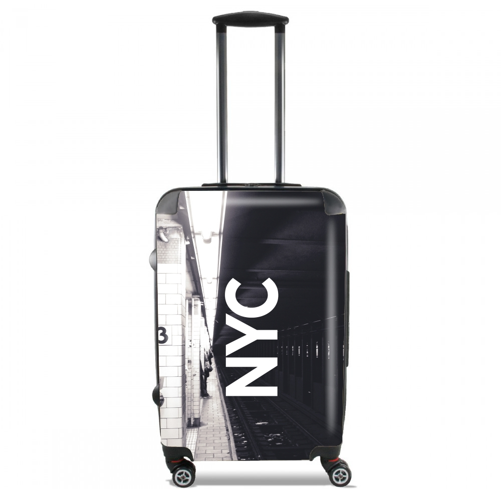 NYC Basic Subway for Lightweight Hand Luggage Bag - Cabin Baggage