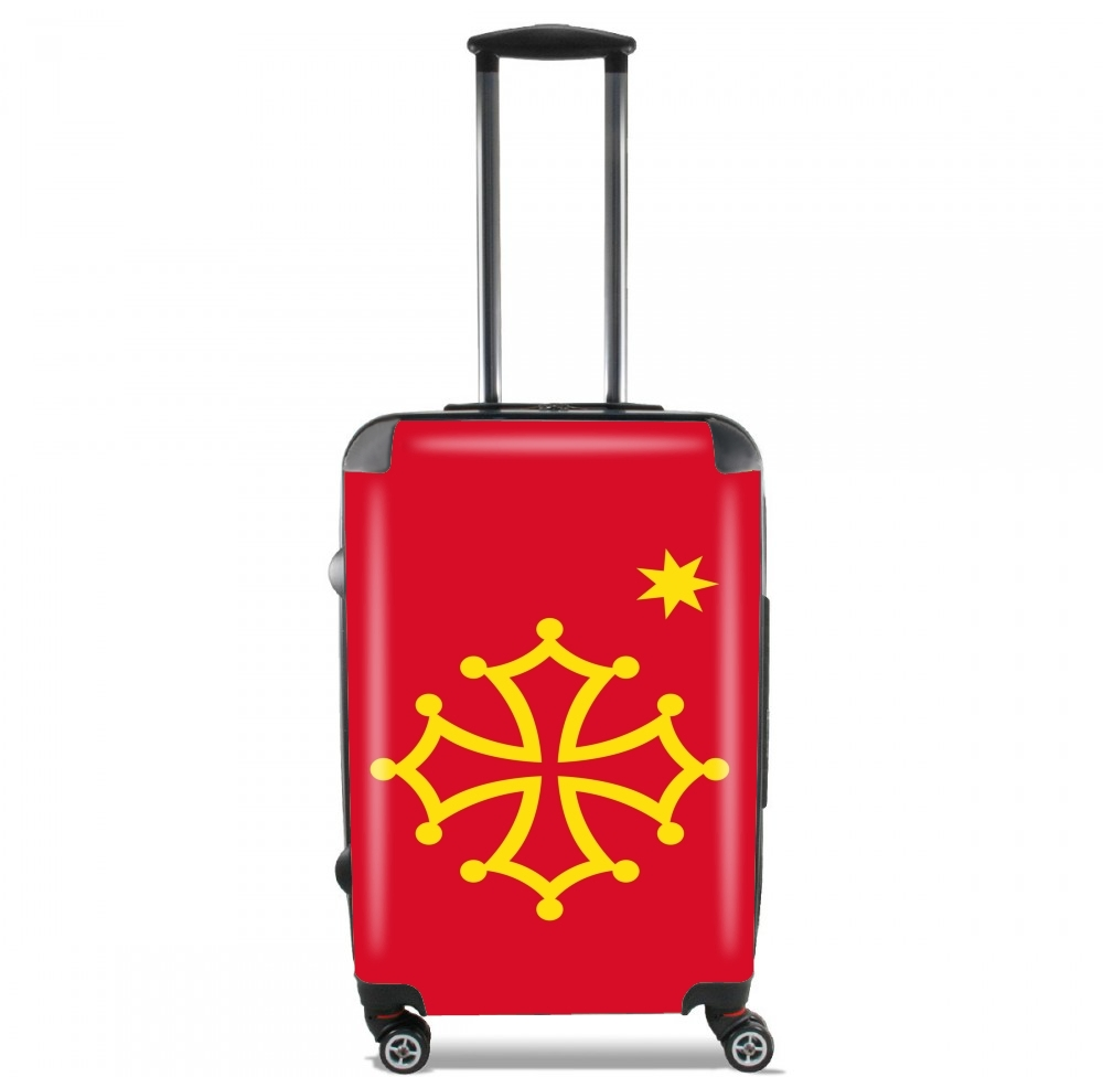Occitania for Lightweight Hand Luggage Bag - Cabin Baggage