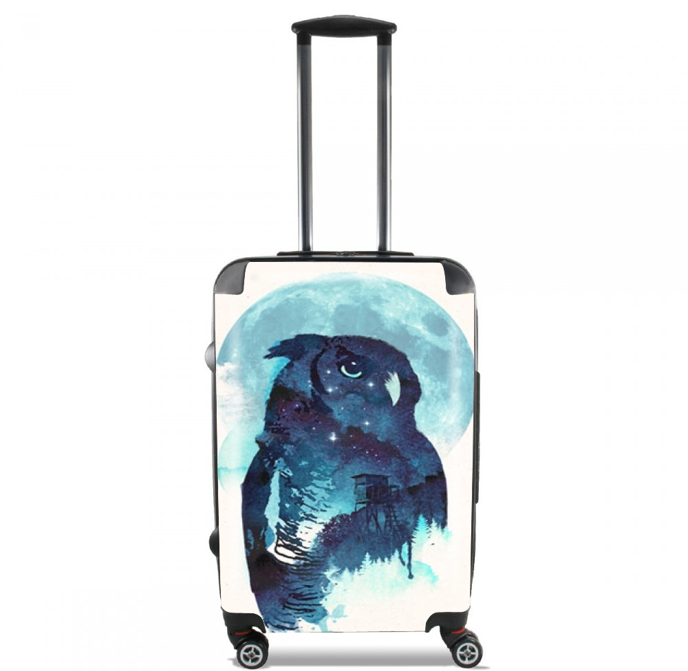 Night Owl for Lightweight Hand Luggage Bag - Cabin Baggage