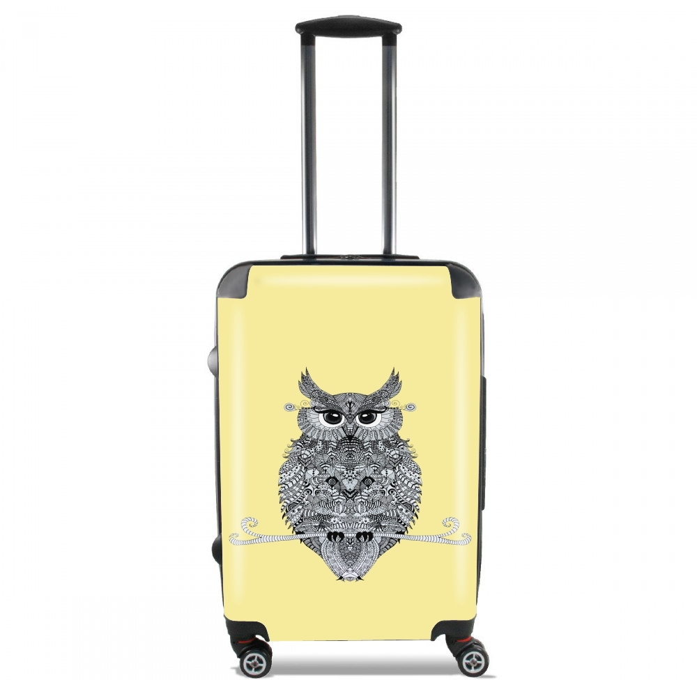 Owl for Lightweight Hand Luggage Bag - Cabin Baggage