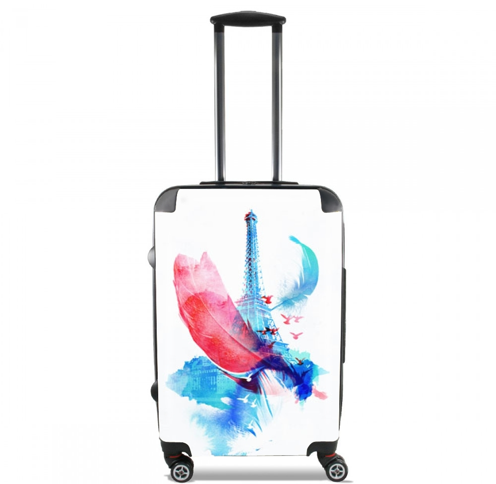 Poetic Paris for Lightweight Hand Luggage Bag - Cabin Baggage