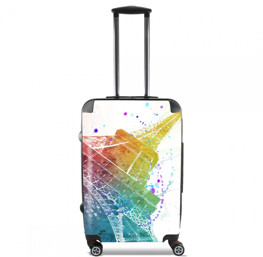 Paris Je t'aime for Lightweight Hand Luggage Bag - Cabin Baggage