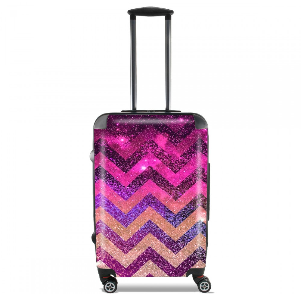 PARTY CHEVRON GALAXY  for Lightweight Hand Luggage Bag - Cabin Baggage