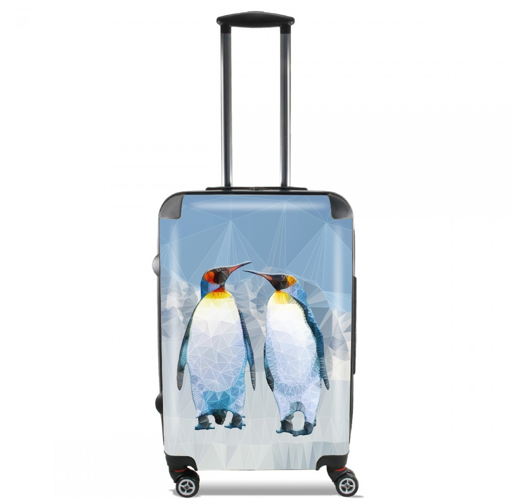 penguin love for Lightweight Hand Luggage Bag - Cabin Baggage