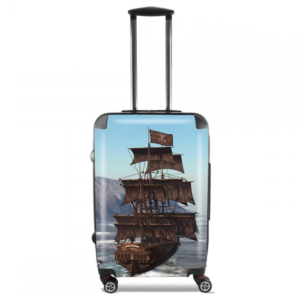 Pirate Ship 1 for Lightweight Hand Luggage Bag - Cabin Baggage