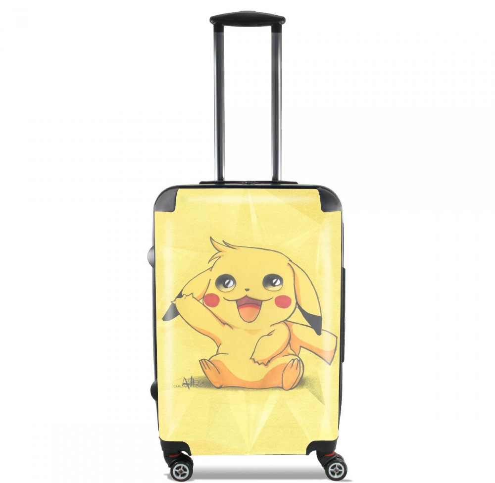 PKC for Lightweight Hand Luggage Bag - Cabin Baggage
