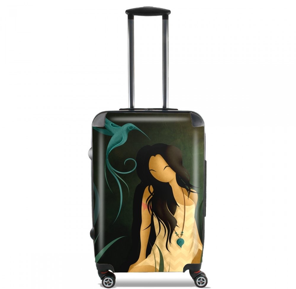 The Indian for Lightweight Hand Luggage Bag - Cabin Baggage