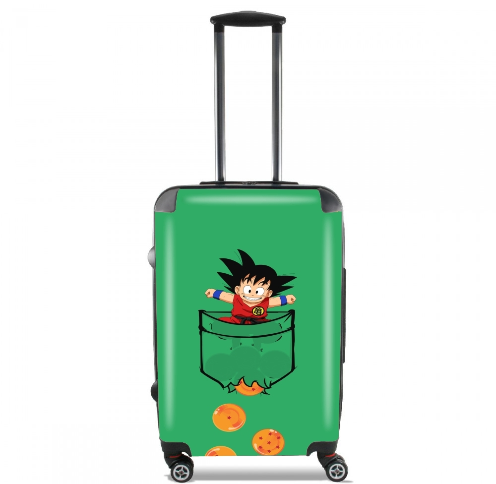 Pocket Collection: Goku Dragon Balls for Lightweight Hand Luggage Bag - Cabin Baggage