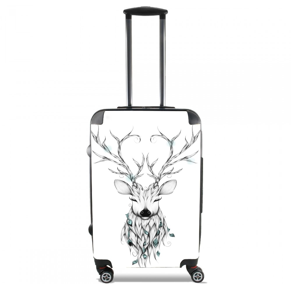 Poetic Deer for Lightweight Hand Luggage Bag - Cabin Baggage