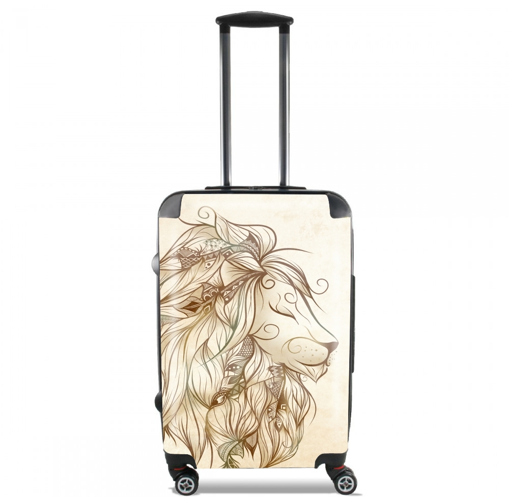 Poetic Lion for Lightweight Hand Luggage Bag - Cabin Baggage