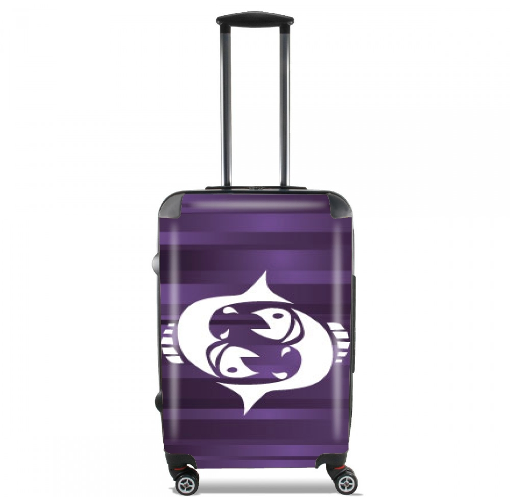 Fish - Sign of the zodiac for Lightweight Hand Luggage Bag - Cabin Baggage