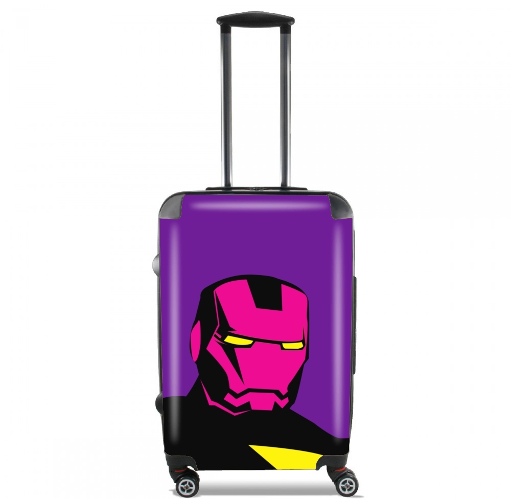 Pop the iron! for Lightweight Hand Luggage Bag - Cabin Baggage