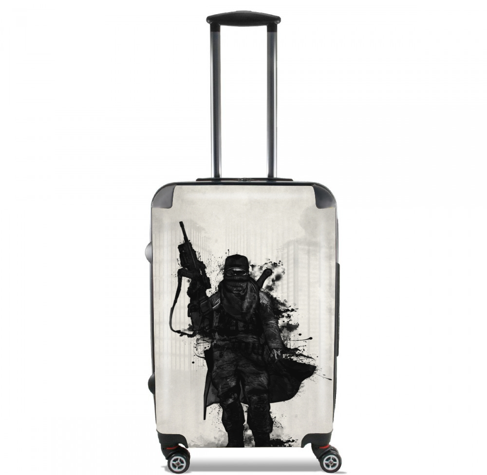 Post Apocalyptic Warrior for Lightweight Hand Luggage Bag - Cabin Baggage