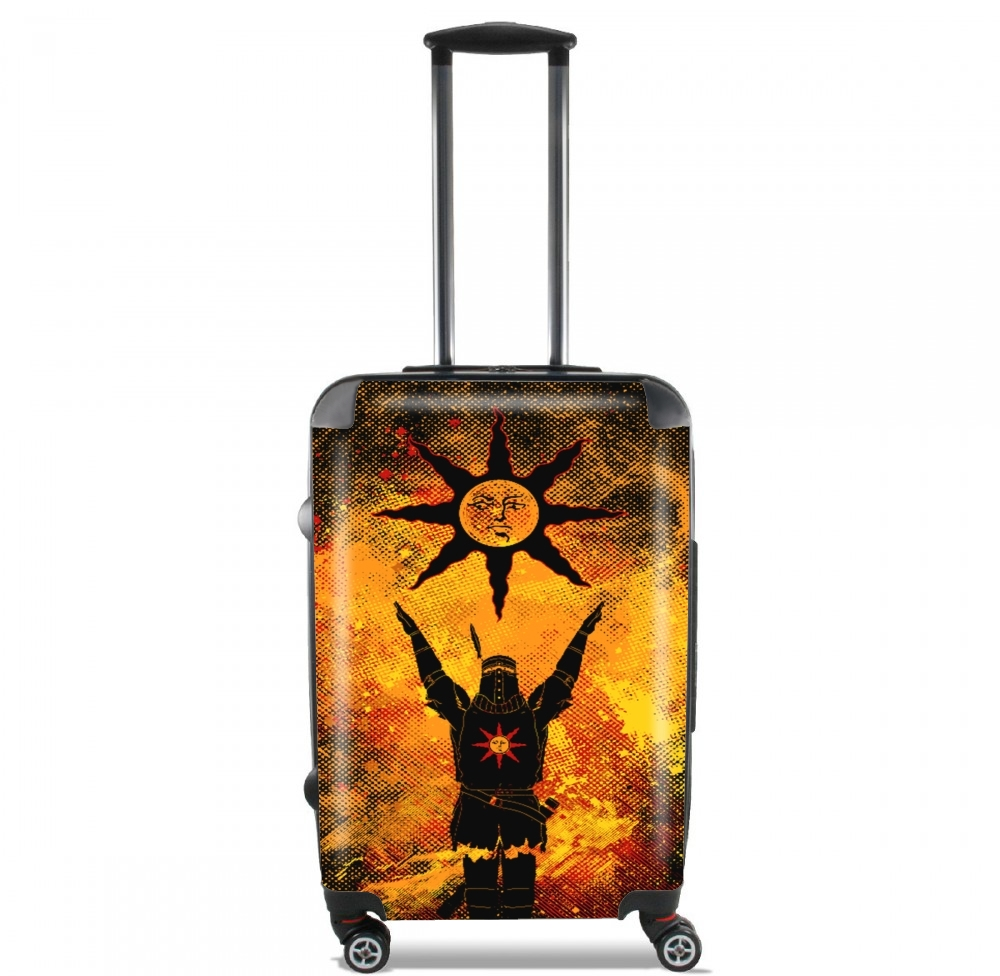 Praise the Sun Art for Lightweight Hand Luggage Bag - Cabin Baggage