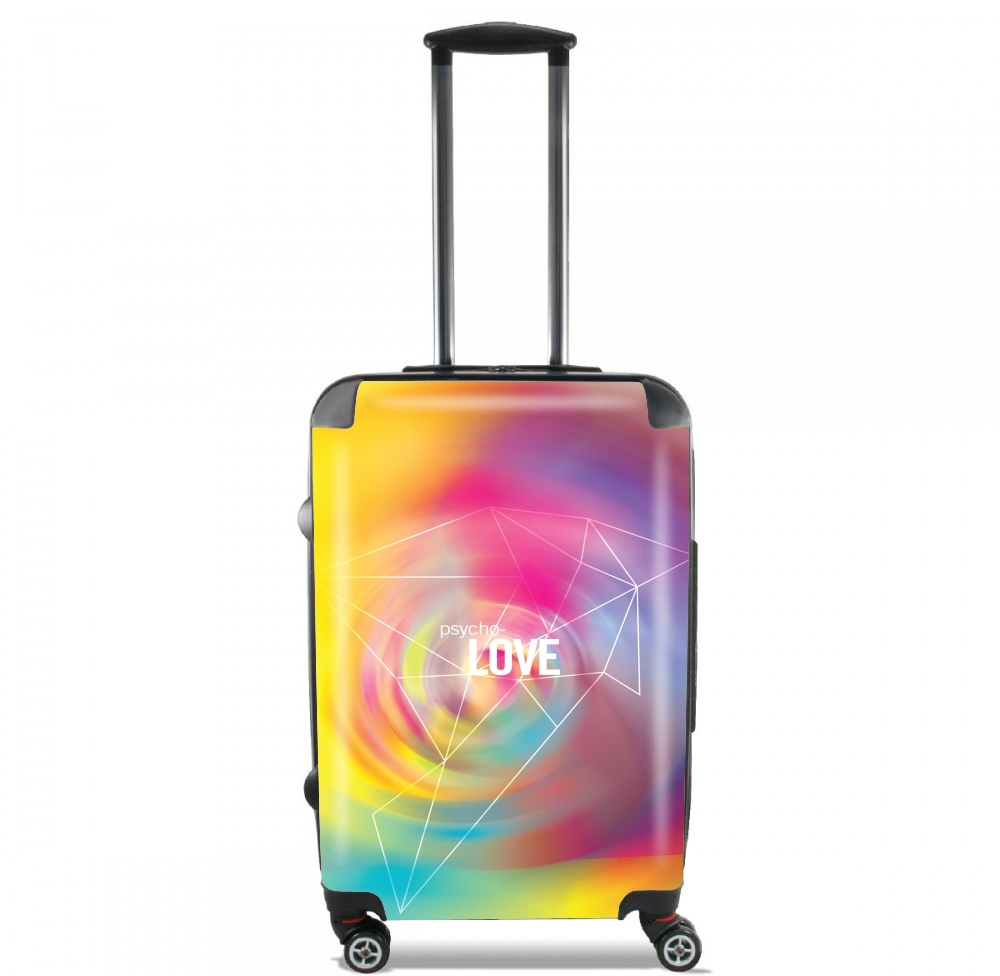 Psycho Love for Lightweight Hand Luggage Bag - Cabin Baggage