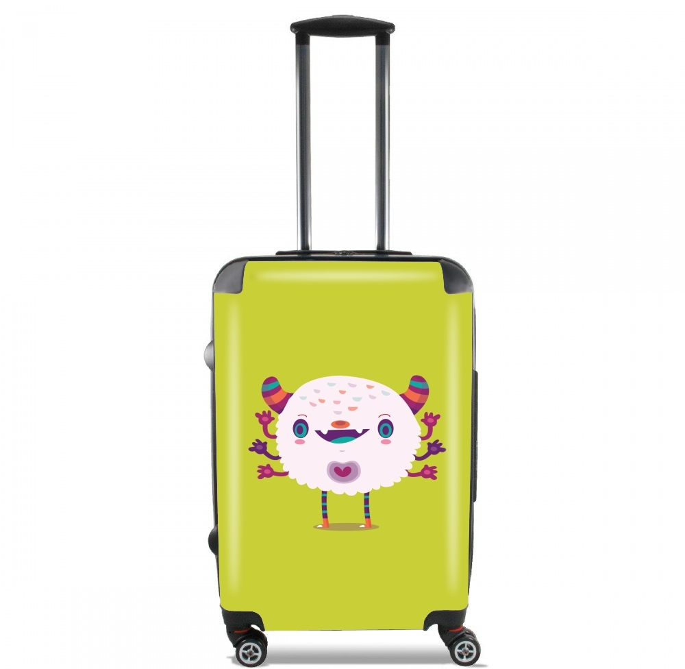 Puffy Monster for Lightweight Hand Luggage Bag - Cabin Baggage