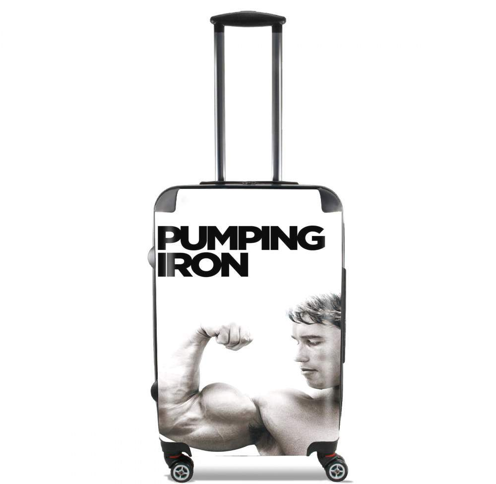 Pumping Iron for Lightweight Hand Luggage Bag - Cabin Baggage