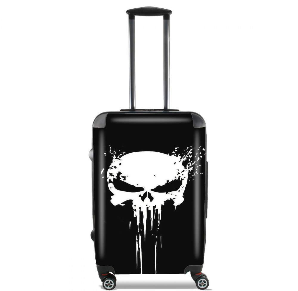 Punisher Skull for Lightweight Hand Luggage Bag - Cabin Baggage