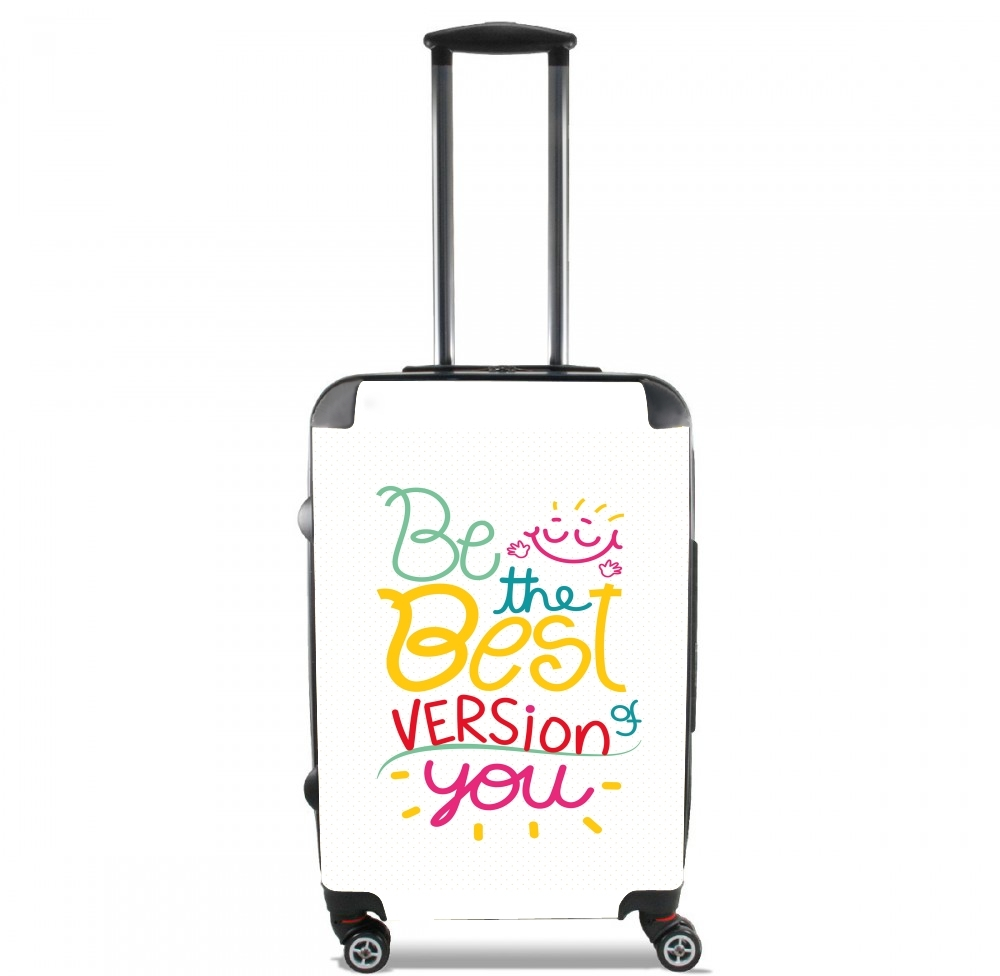 Quote : Be the best version of you for Lightweight Hand Luggage Bag - Cabin Baggage