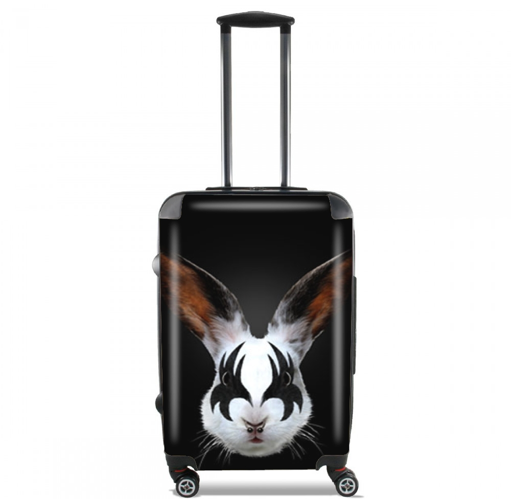 Kiss of a rabbit punk for Lightweight Hand Luggage Bag - Cabin Baggage