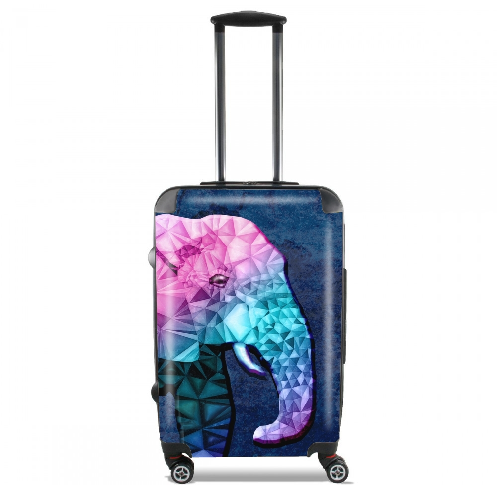 rainbow elephant for Lightweight Hand Luggage Bag - Cabin Baggage