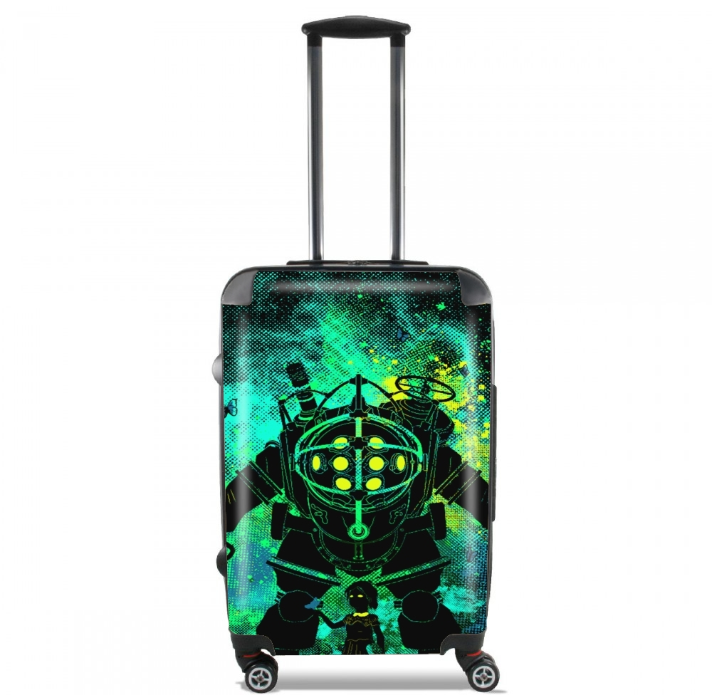 Rapture Art for Lightweight Hand Luggage Bag - Cabin Baggage