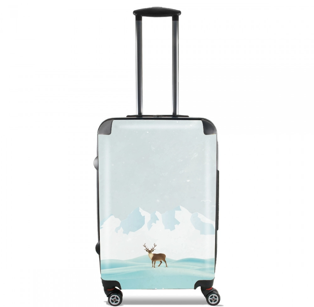 Reindeer for Lightweight Hand Luggage Bag - Cabin Baggage